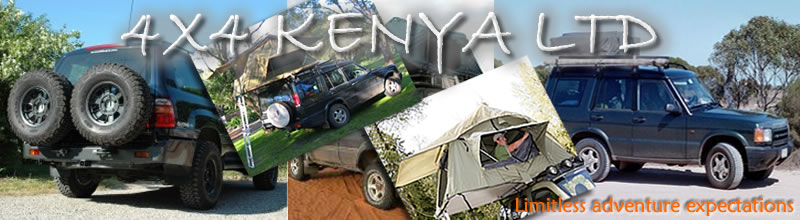 4X4 with rooftop tent,camper hire,rent 4X4 in dar es salaam,arusha,nairobi,jeep rental,selfdrive jeep