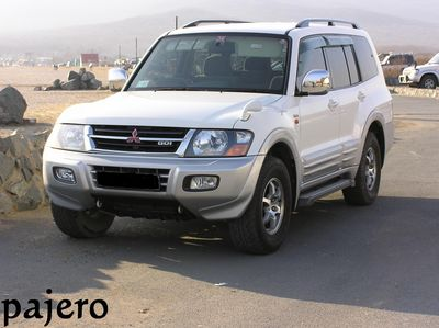 mitsubishi pajero,city 4x4,get stuck easily,underpowered,weak engine mounting